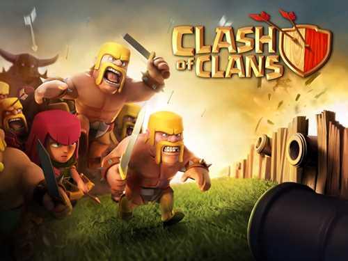скачать игру Clash Of - фото 2