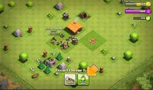 Clash of clans начинаем играть