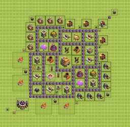Как правильно построить базу на ТХ7