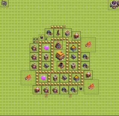 Как правильно построить базу на ТХ5