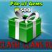 Gems500gift