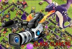 Видеоурок по стратегии и тактике развития в Clash of Clans
