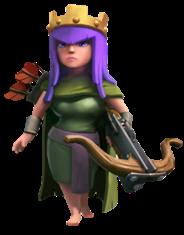 Королева лучниц (Archer Queen)