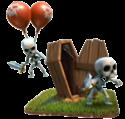 Skeleton Trap (Скелет в шкафу)
