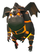 Lava Hound (Адская гончая)