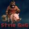 Атака ведьмами на ТХ10 (GHG)