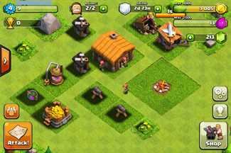 Как начать играть заново в Clash of Clans? (iOS & Android)