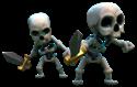 Скелетон в Clash of Clans