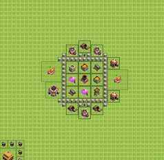 Расстановка базы ТХ 3 для Фарма