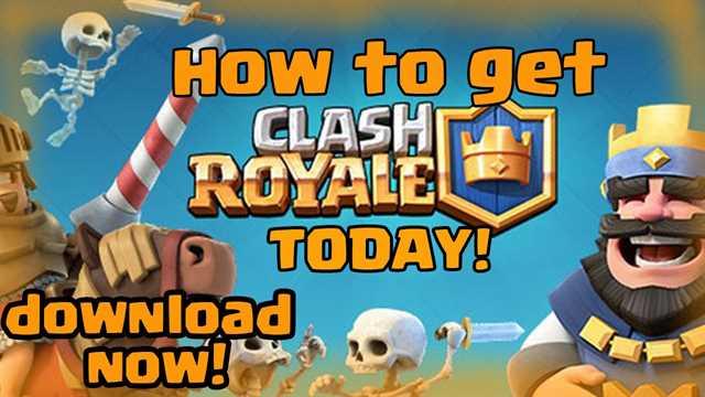 Скачать взломанный Clash Royale