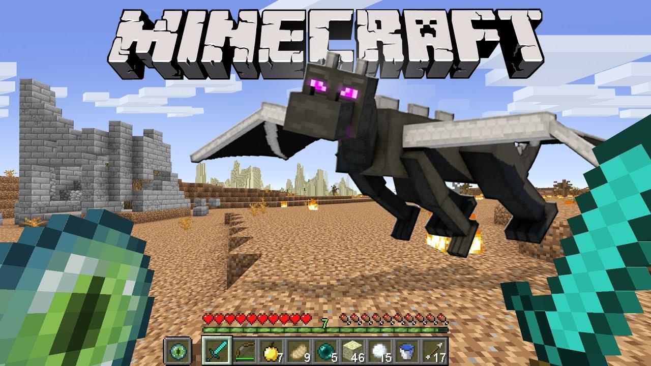 Такой квадратный мир. Обзор игры Minecraft: Xbox 360 Edition